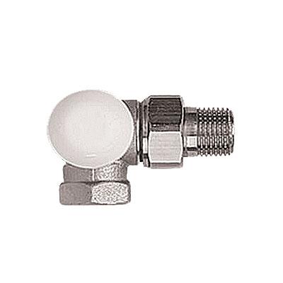 "HERZ-TS-90 thermostatic valve - 3-axis valve ""AB"""