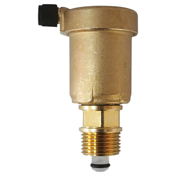 Automatic air vents (fill and release valve)