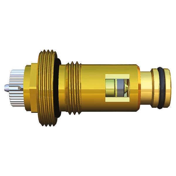 ГЕРЦ-встраиваемый клапан TS-98-V