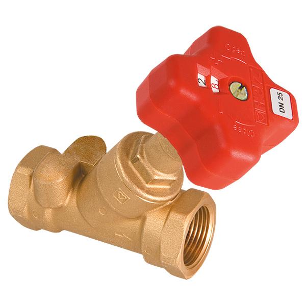 HERZ commissioning valve