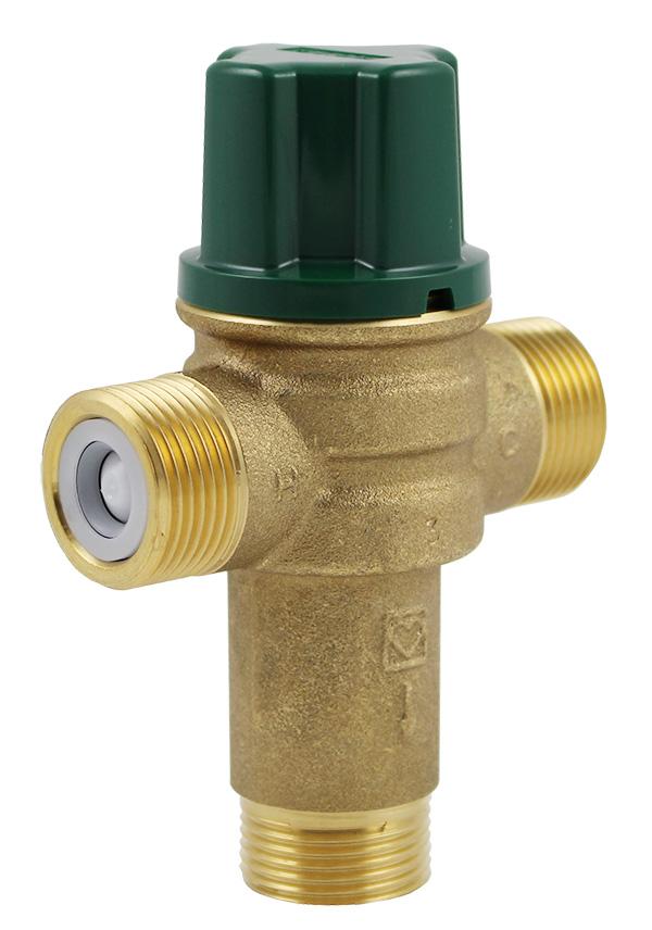 HERZ-Trinkwassermischventil für WÜS
