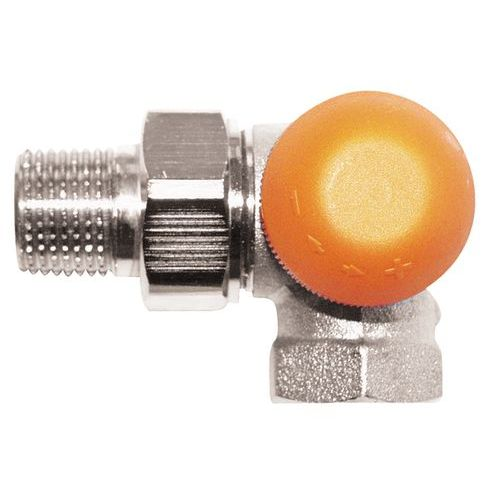 "HERZ-TS-98-V thermostatic valve - 3-axis valve ""CD"""
