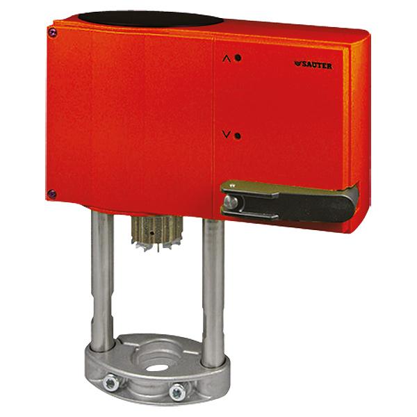 HERZ actuator for control valves