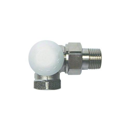 "HERZ-TS-90-KV thermostatic valve - 3-axis valve ""AB"", dimension 1/2"