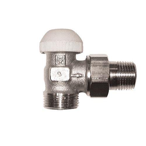 Термостатический клапан ГЕРЦ-TS-90 угловой, размер 1/2