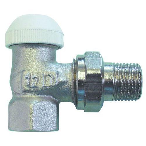 Термостатический клапан ГЕРЦ-TS-90, угловой