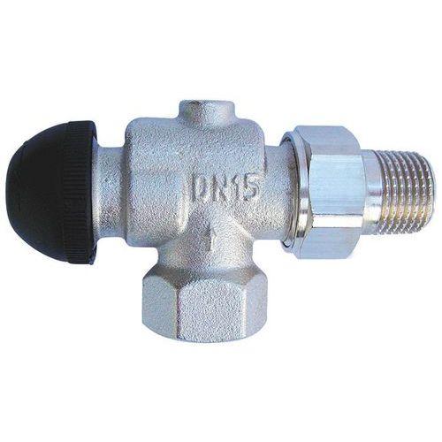 HERZ-TS-90 H-Thermostatventil Eckform Spezial