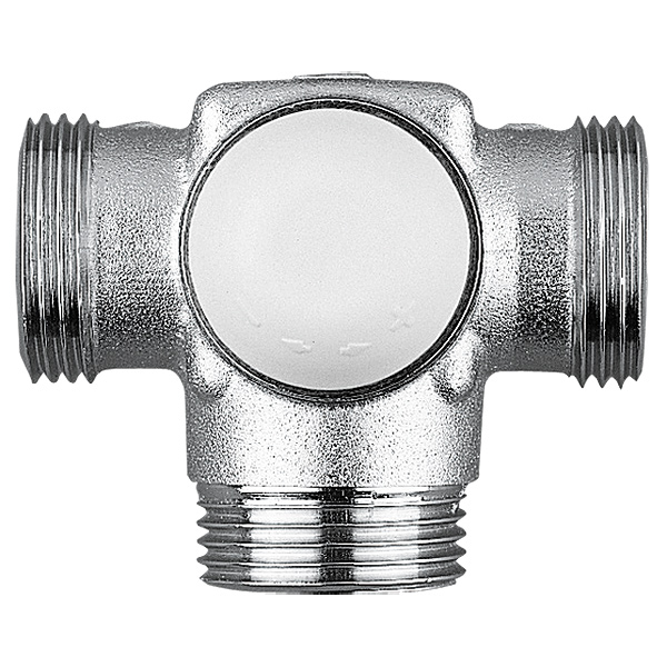 CALIS-TS-E-3-D three-port valve