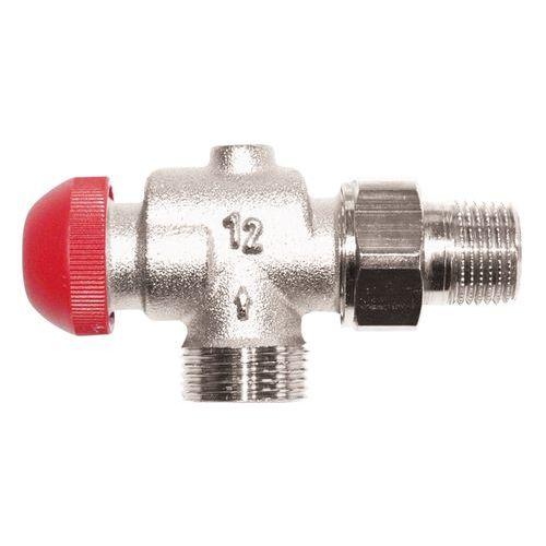 HERZ-TS-90-V thermostatic valve - reverse angle model