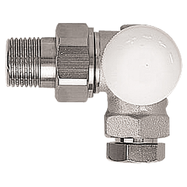 "HERZ-TS-90 thermostatic valve, 3-axis valve ""CD"""