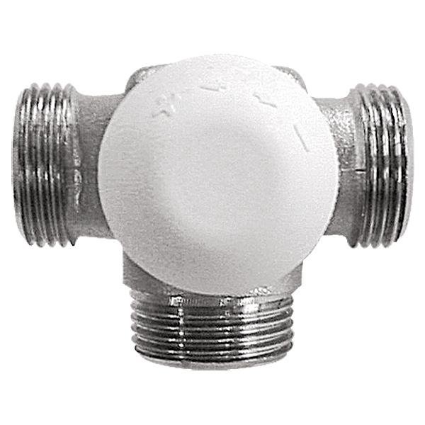 CALIS-TS-3-D three-port valve