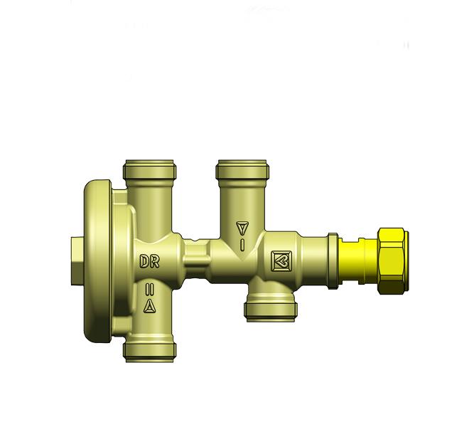 Druck- und Temperaturregler (Ersatzteil für WÜS Compact)