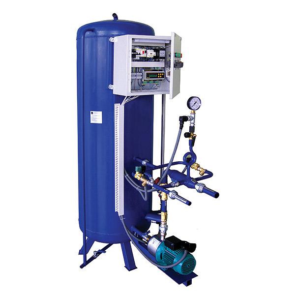 HERZ -automatische Druckhalteanlage