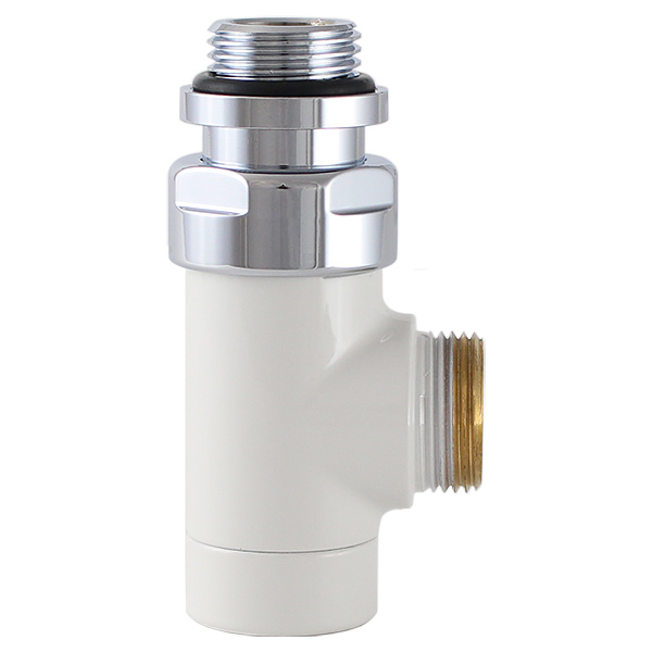 Клапан ГЕРЦ-RL-Design, угловой специальный
