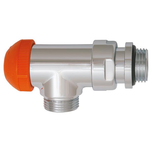 Клапан ГЕРЦ-TS-98-V, угловой специальный