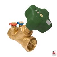 HERZ-Strangregulierventil mit Messblende für Trinkwasseranlagen