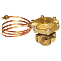 ГЕРЦ-регулятор перепада давления 4202 FIX