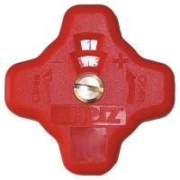 Ersatzhandrad rot für 4017.