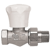 Radiator Valves and Radiator Connection Systems