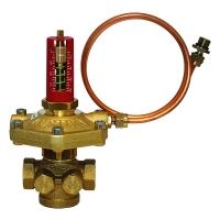 HERZ-Differenzdruckregler - 60 KPa