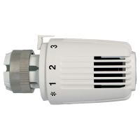 "HERZ thermostatic head ""D"""