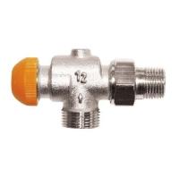 HERZ-TS-98-V-Thermostatventil Eckform spezial