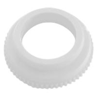 Adapter für HERZ-Thermomotor, Farbe weißgrau