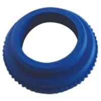 Adapter für HERZ-Thermomotor, Farbe blau