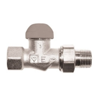 HERZ-TS-90-E thermostatic valve - straight model