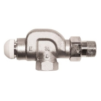 HERZ-TS-E thermostatic valve - reverse angle model