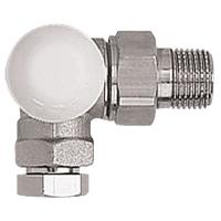 "HERZ-TS-90 thermostatic valve, 3-axis valve ""AB"""