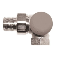HERZ-TS-90-E thermostatic valve - 3-axis valve