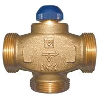 Трехходовые термостатические клапаны CALIS-TS-RD (распределение потоков до 100%)
