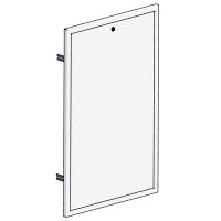 Frontrahmen und Fronttüre für WÜS Compact RAD und FBH