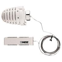 HERZ-Design-Thermostat mit Fernfühler - M28 x 1,5