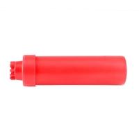 O-ring box, red
