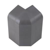Sockelleisten-System – Außenecke steckbar