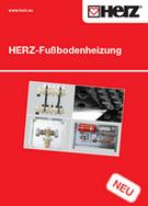 <span></span>HERZ-Fußbodenheizung
