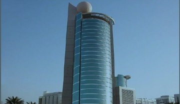 ETISALAT DATA CENTRE BUILDING