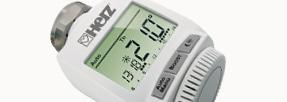 Elektronischer Thermostatkopf