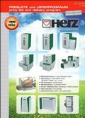 Katalog kotlova HERZ