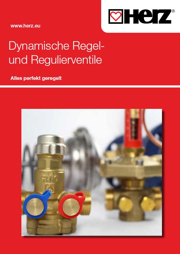 Dynamische Regel- und Regulierventile