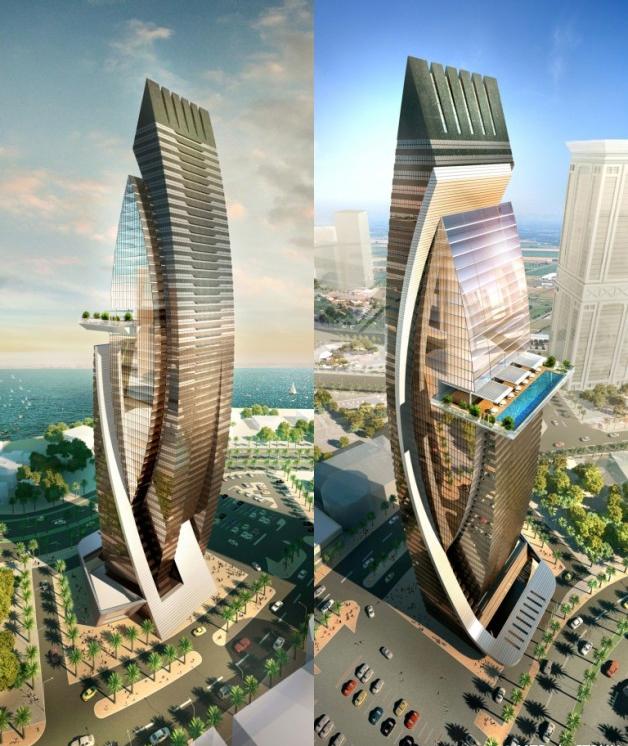 JW Marriot Doha, Qatar