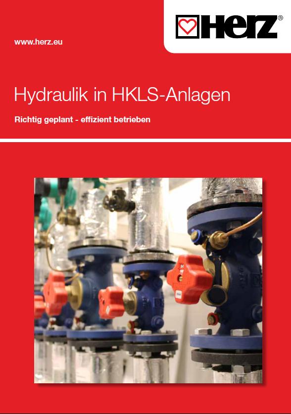 Hydraulik in <br> HKLS-Anlagen
