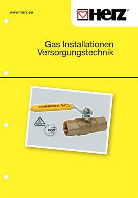 Gas Installationen Versorgungstechnik