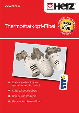 Thermostatkopf <br>Fibel