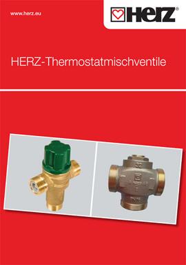 HERZ-Thermostat- mischventile
