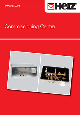 Commissioning <br>Centre