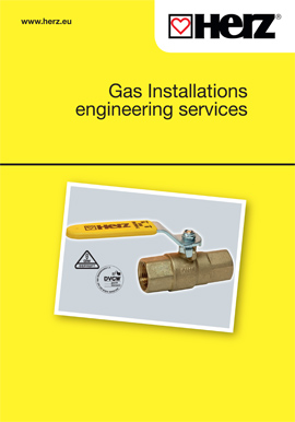 Gas Installations engineering services