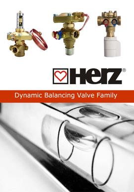 Dynamic Balancing Valve Family